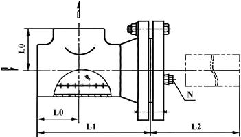 侧流式T型过滤器