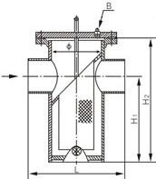 SRBI5篮式过滤器